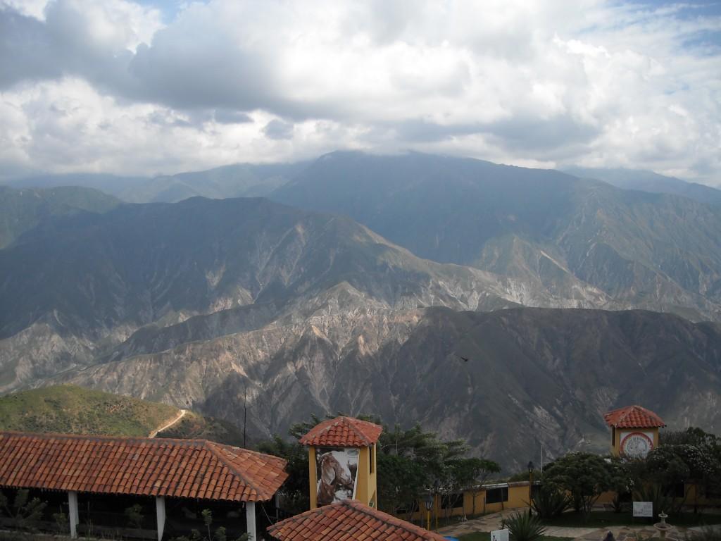 Cañón del Chichamocha