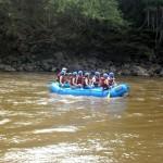 Canotaje Río Fonce en San Gil