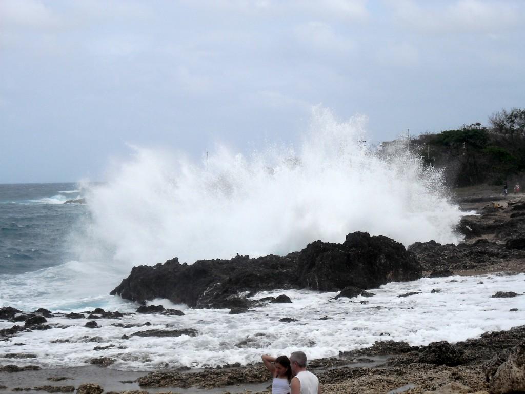 Costa salvaje de San Andrés