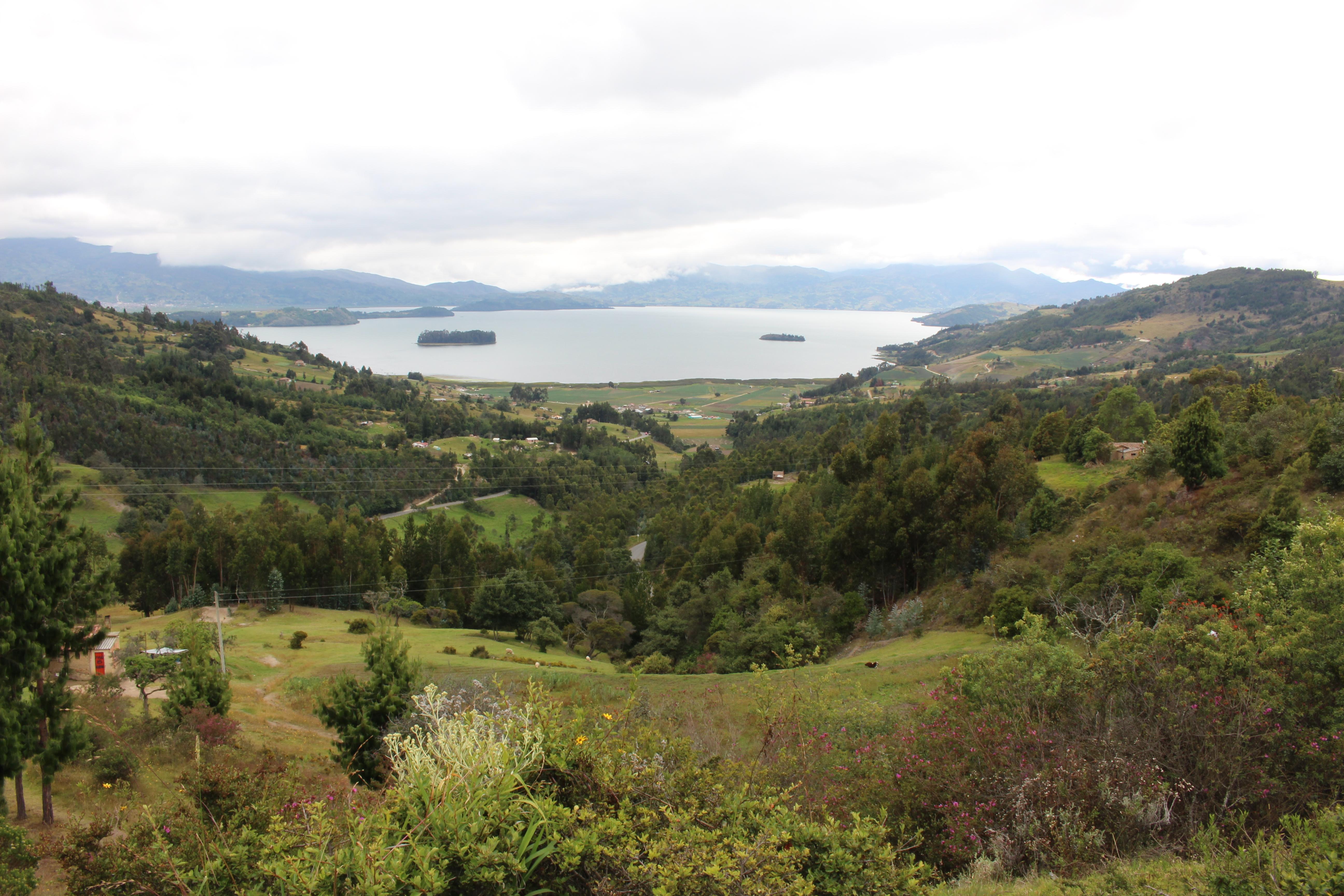 La Laguna de Tota