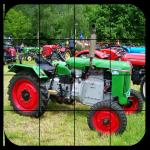 Rompecabezas Tractores