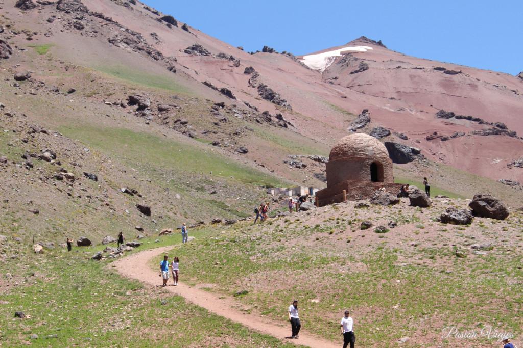 Paisaje en Villa de las Cuevas