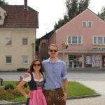 Mi primera boda en Alemania como invitada y con traje típico alemán