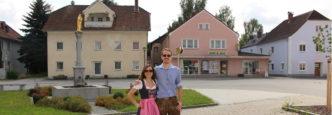 Mi primera boda en Alemania como invitada y con traje típico alemán.