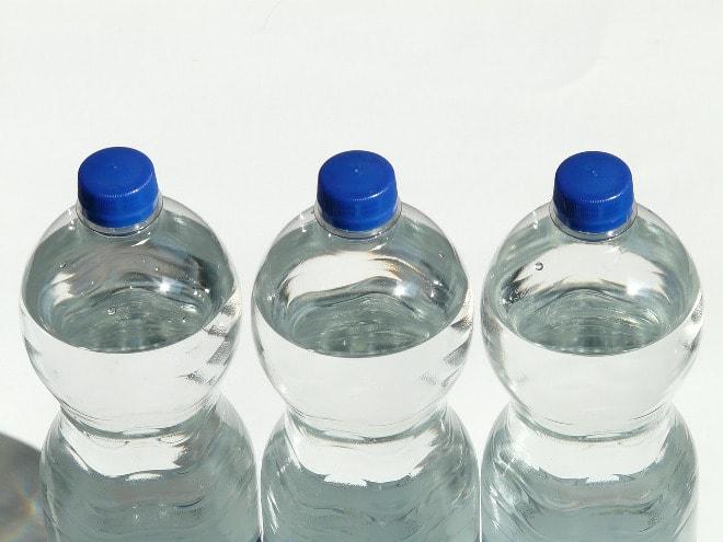 Recuerda llevar una botella de agua.