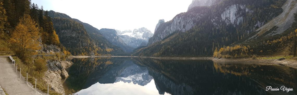 Visitar el Lago de Gosau (Gosausee) en Austria