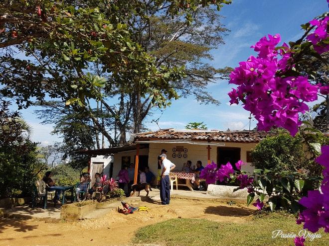 Hacienda La Aurora, Bucaramanga.