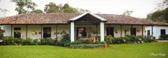 Recorrido y cata de café en la Hacienda El Roble