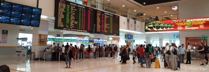 ¿Cómo coger taxi desde la estación de bus (TBS) de Kuala Lumpur hasta Bukit Bintang?
