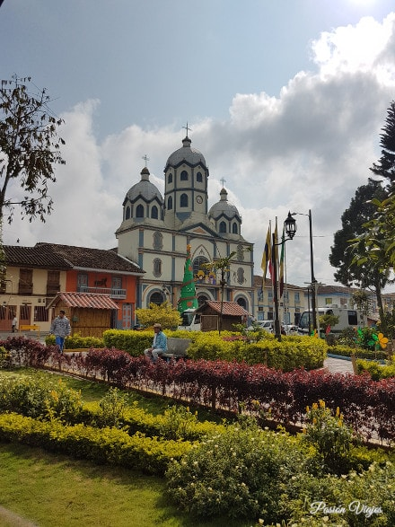 Iglesia de Filandia.
