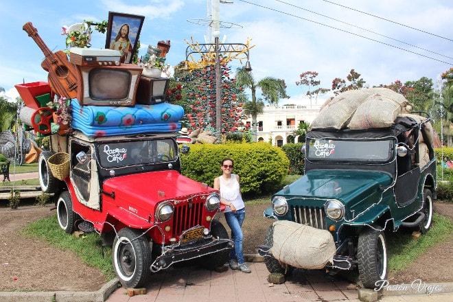 Jeep Willys en Panaca.