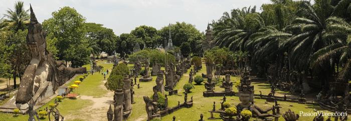 Viajar a Vientián (Vientiane) en abril ¿placer o castigo?