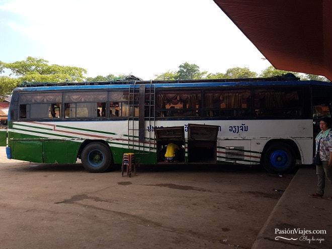 Bus laosiano.