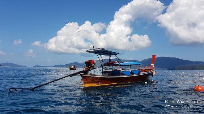 Snorkeling en Jabang, cerca de Koh Lipe.