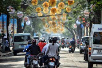 Casi me roban en Saigón (Ho Chi Minh)